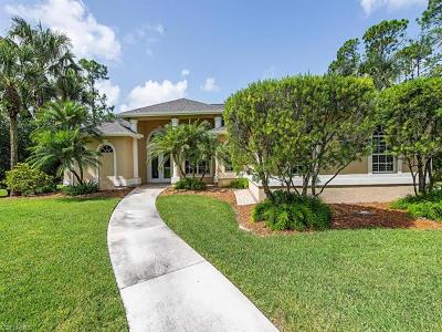 Naples Single Family Home For Sale: 3960 NW 1st Ave