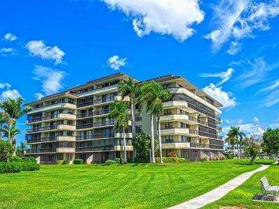 Marco Island Condo/Townhouse For Sale: 591 Seaview Ct #A-312