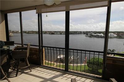 Naples Condo/Townhouse For Sale: 3430 N Gulf Shore Blvd #6E