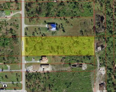 Naples Residential Lots & Land For Sale: 3990 Everglades Blvd
