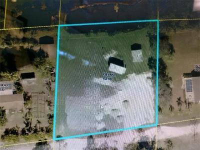 Bonita Springs Residential Lots & Land For Sale: 10401 N Tarrah Ln