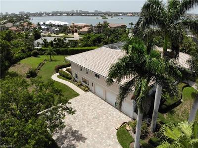 Marco Island Single Family Home For Sale: 1801 Olds Ct