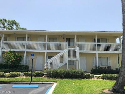 Naples Condo/Townhouse For Sale: 4625 Bayshore Dr #D8