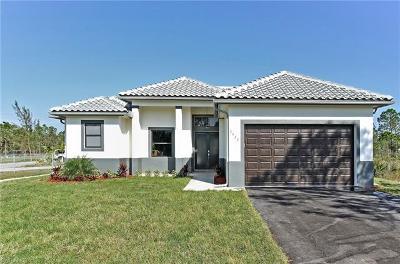Naples FL Single Family Home For Sale: $339,995