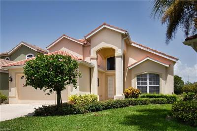 Bonita Springs Single Family Home For Sale: 28465 Hidden Lake Dr
