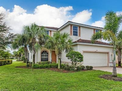 Cape Coral Single Family Home For Sale: 2591 Keystone Lake Dr