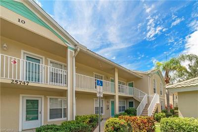Bonita Springs Condo/Townhouse For Sale: 25747 Lake Amelia Way #204