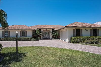 Naples Single Family Home For Sale: 2100 Kingfish Rd