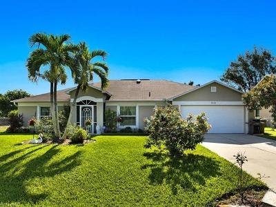 Cape Coral Single Family Home For Sale: 3633 SW 5th Pl
