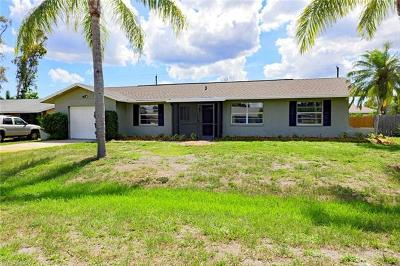 Fort Myers Single Family Home For Sale: 18532 Bradenton Rd