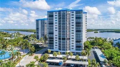 Fort Myers Beach Condo/Townhouse For Sale: 4745 Estero Blvd #1201