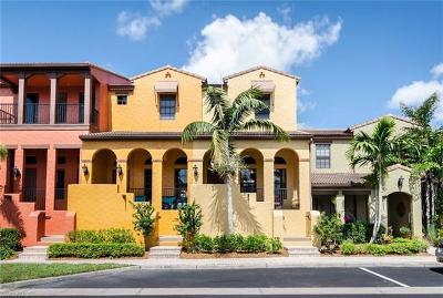Naples Condo/Townhouse For Sale: 8993 Cambria Cir #19-5