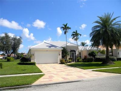Naples Single Family Home For Sale: 3357 Cerrito Ct