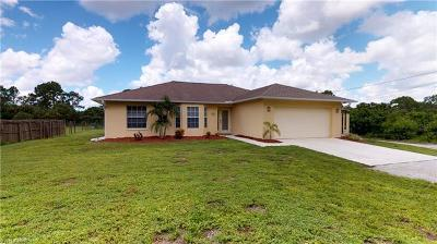 Naples Single Family Home For Sale: 1411 SW 9th St
