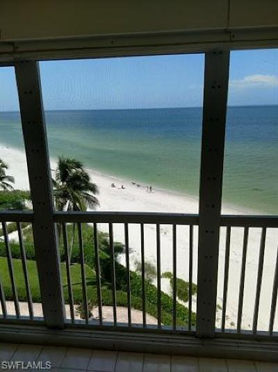 Naples Condo/Townhouse For Sale: 3401 N Gulf Shore Blvd #501