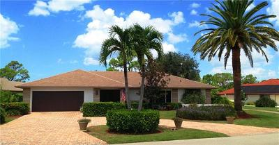 Bonita Springs Single Family Home For Sale: 9902 White Sands Pl