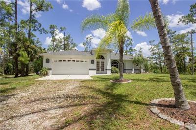 Naples Single Family Home For Sale: 2831 NE 2nd Ave