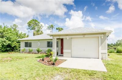 Naples FL Single Family Home For Sale: $250,000