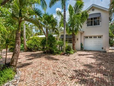 Naples Single Family Home For Sale: 790 N 6th Ave