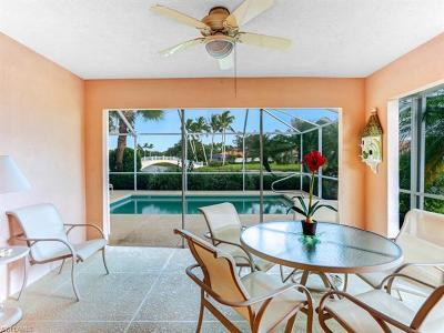 Naples Single Family Home For Sale: 3580 El Verdado Ct