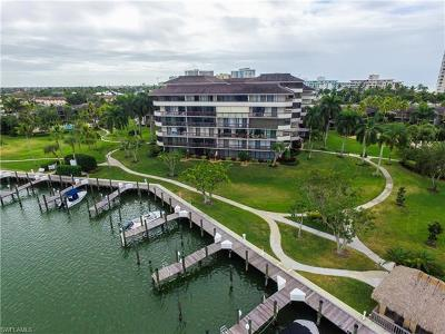 Marco Island Condo/Townhouse For Sale: 651 Seaview Ct #B-208
