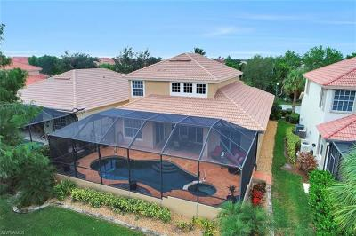 Fort Myers Single Family Home For Sale: 8894 Greenwich Hills Way