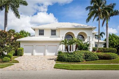 Marco Island Single Family Home For Sale: 1191 Ludlam Ct