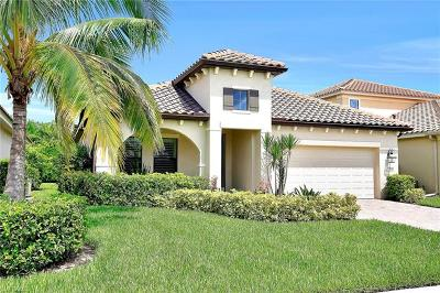 Fort Myers Single Family Home For Sale: 11508 Grey Egret Cir