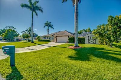 Single Family Home For Sale: 4100 SW 29th Pl