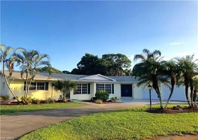 Bonita Springs Single Family Home For Sale: 38 8th St