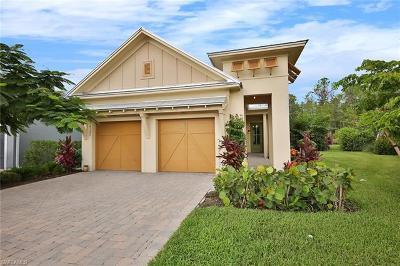 Naples Single Family Home For Sale: 14131 Nautica Ct