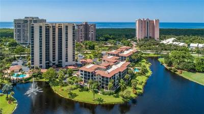 Condo/Townhouse For Sale: 6060 Pelican Bay Blvd #B-505