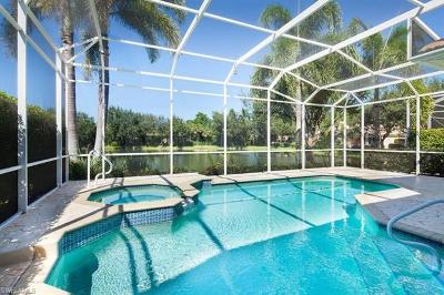 Naples Single Family Home For Sale: 1985 Timarron Way