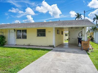 Bonita Springs Single Family Home For Sale: 27465 Felts Ave