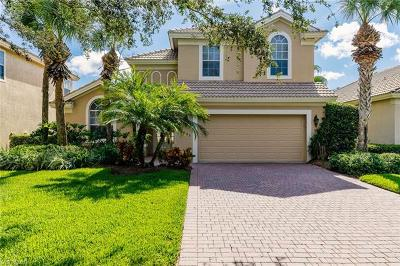 Estero Single Family Home For Sale: 20065 Seadale Ct