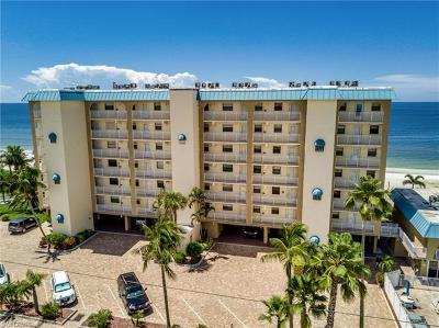 Fort Myers Beach Condo/Townhouse For Sale: 5100 Estero Blvd #2B2