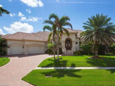 Marco Island Single Family Home For Sale: 841 S Heathwood Dr