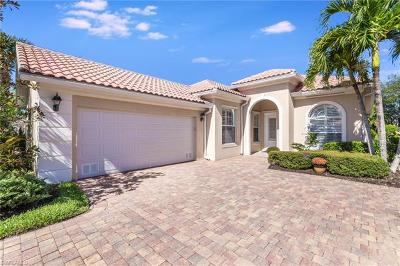Bonita Springs Single Family Home For Sale: 28352 Nautica Ln