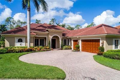Estero Single Family Home For Sale: 11560 Glen Oak Ct