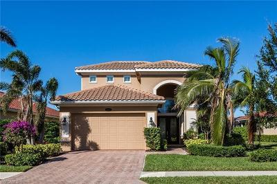 Single Family Home For Sale: 9233 Campanile Cir