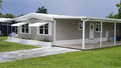 Bonita Springs Single Family Home For Sale: 9346 Lord Rd