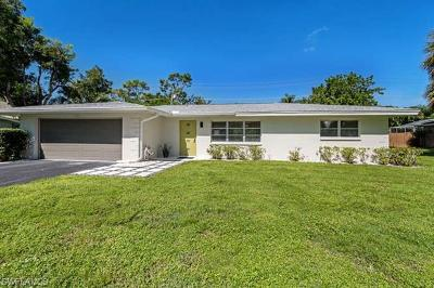 Naples Single Family Home For Sale: 111 Coral Vine Dr