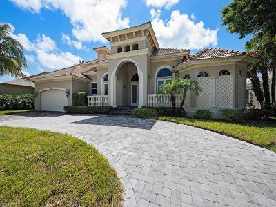 Marco Island Single Family Home For Sale: 65 N Barfield Dr