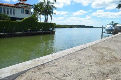 Naples Residential Lots & Land For Sale: 2195 Snook Dr