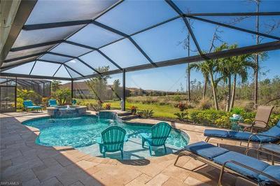 Naples Single Family Home For Sale: 8869 Savona Ct