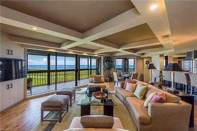 Naples Condo/Townhouse For Sale: 6001 Pelican Bay Blvd #1601