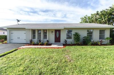 Single Family Home For Sale: 5432 SW 25th Ave