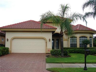 Single Family Home For Sale: 6077 Divot Ct