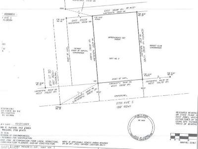 Residential Lots & Land For Sale: 845 S 11th Ave