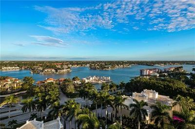 Collier County Condo/Townhouse For Sale: 4021 N Gulf Shore Blvd #1106